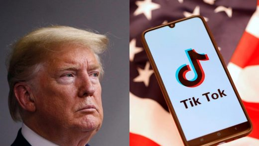 TikTok U.S USA Donald Trump