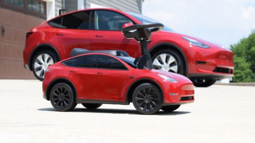 Tesla Radio Flyer