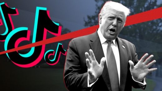 TikTok Trump