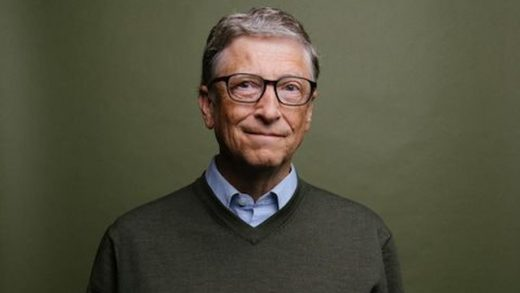 Bill Gates Microsoft U.S USA American TikTok