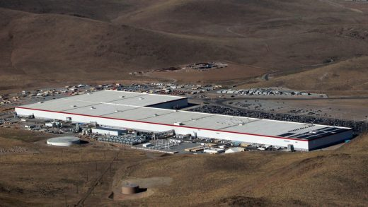 Tesla Gigafactory Elon Musk Nevada