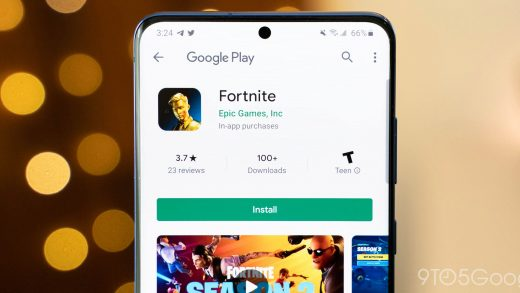 Fortnite Google Google Play