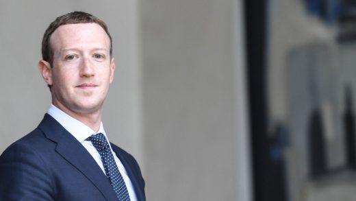 Mark Zuckerberg Facebook TikTok Instagram