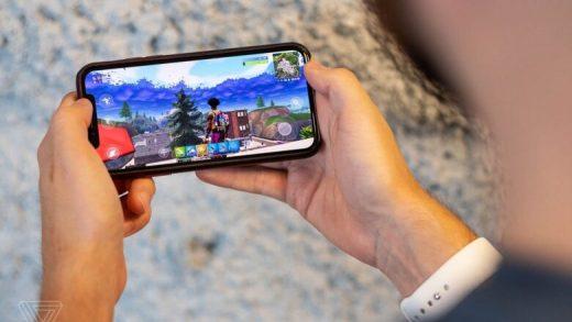 Epic Games Fortnite Apple