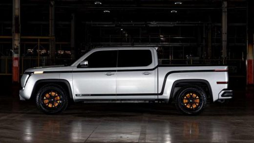 GM-backed electric truck startup Lordstown Motors is going public