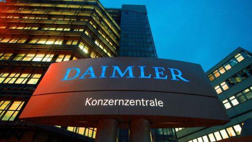 Daimler U.S USA cars auto electric cars