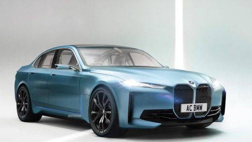 BMW will take on the Mercedes-Benz EQS with electric 7 Series (imagined by Autocar above)