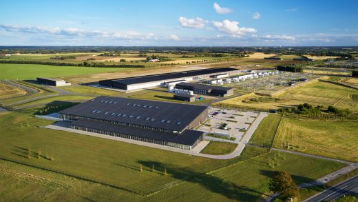 Apple's Viborg, Denmark data center is operational, powered 100% by clean energy