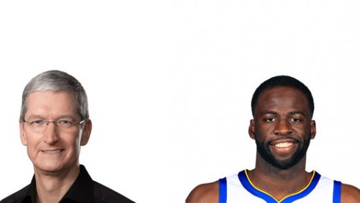 Tim Cook Draymond Green