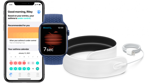 Apple Watch 6 Anthem