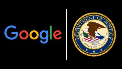 DOJ Google