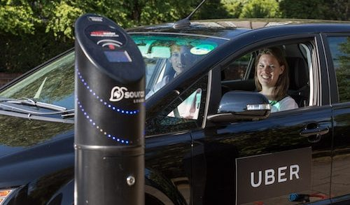 Uber Electric cars