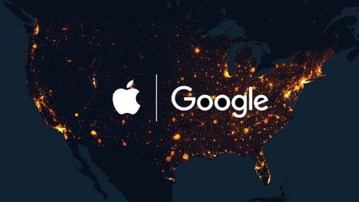 Apple Google Covid-19 pandemic