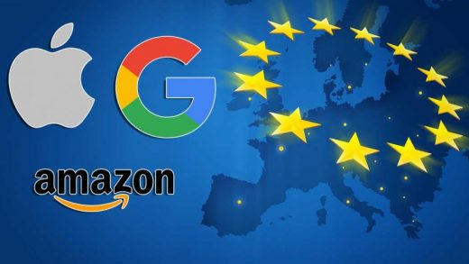 Apple Google Amazon European