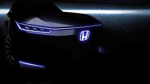 Honda electric cars