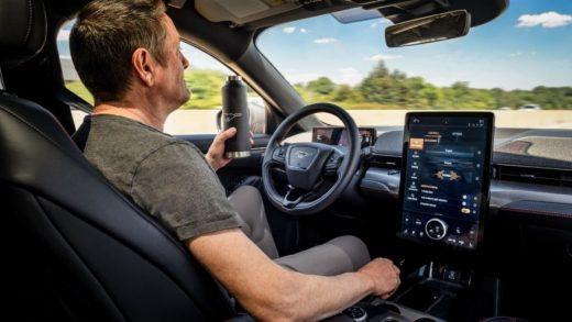 Ford Co-Pilot 360 с Active Drive Assist
