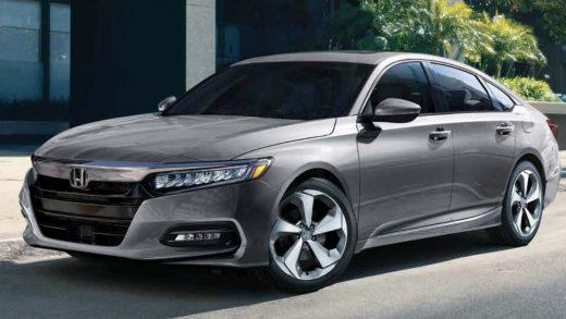 Honda Accord CarPlay