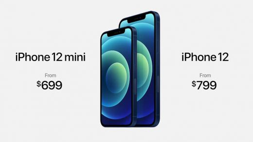Apple iPhone 12 Apple iPhone 22 mini