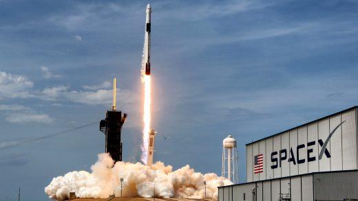 NASA's SpaceX Crew-1