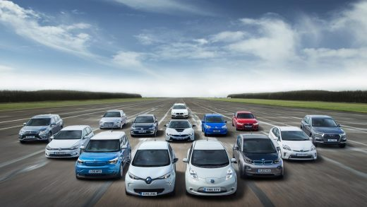 Best Electric Cars