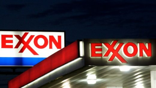 Exxon Mobil Corp Houston