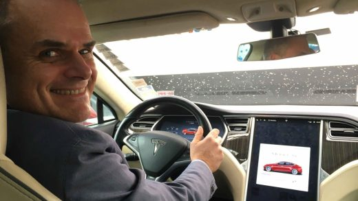 Tesla Model S Guinness record holder poised to hit 1.2-million km milestone