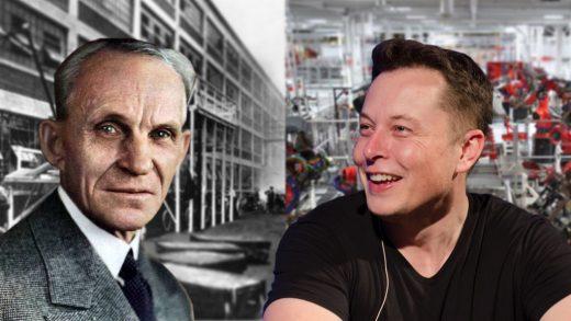 Elon Musk Henry Ford