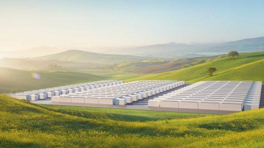 Tesla Canada Battery Energy