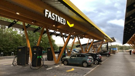 Tesla and Fastned