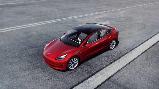 Tesla Model 3 Netherlands