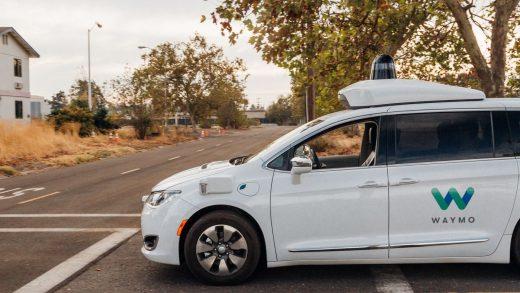 Google Waymo Arizona