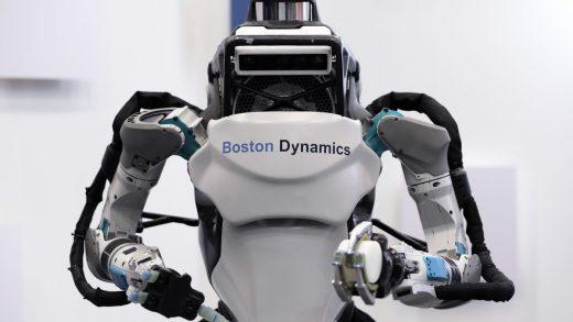 SoftBank Boston Dynamics Hyundai