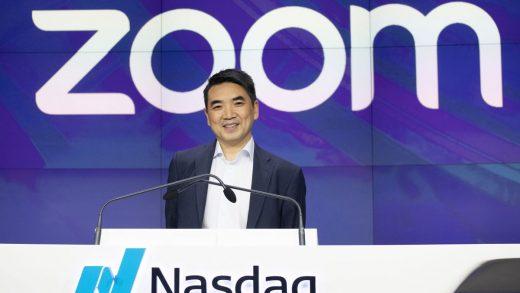 Zoom Exxon Mobil Eric Yuan's