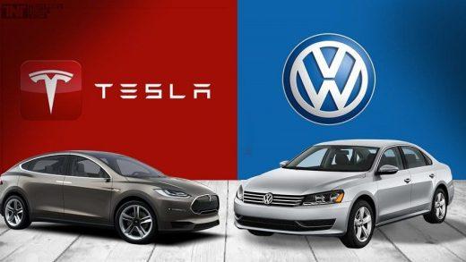 Tesla VW Europe