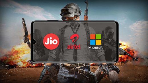 PUBG Mobile Microsoft