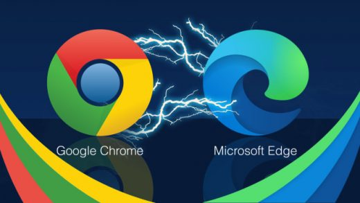 Google Chrome Microsoft Edge