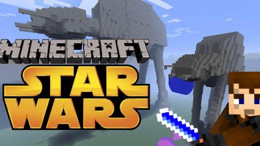 Star Wars Minecraft