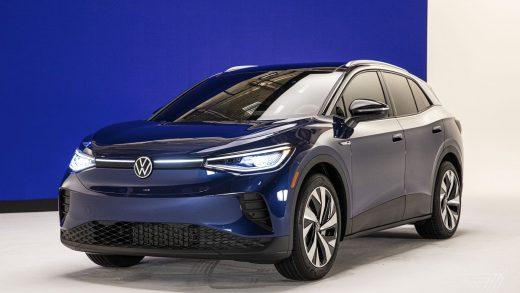 Volkswagen Tesla electric car