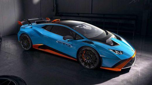 Lamborghini Huracán STO, EVO RWD