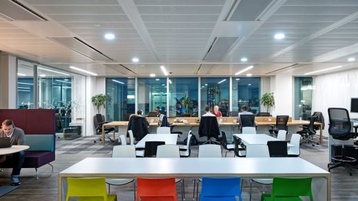 square Enix London office