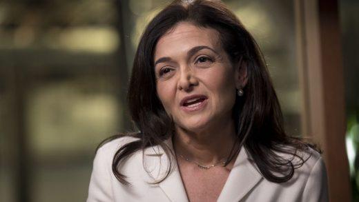Sheryl Sandberg, chief operating officer of Facebook Inc.David Paul Morris | Bloomberg | Getty Images