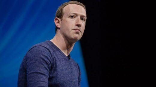 Mark Zuckerberg WhatsApp Facebook