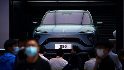 China NIO, Xpeng and WM Motor Big Tech