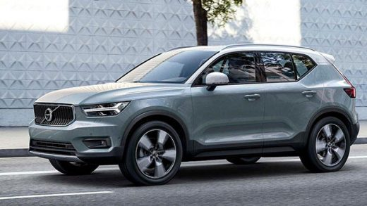 XC40 Recharge Volvo Cars Android Auto