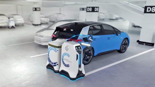 VW's prototype robot