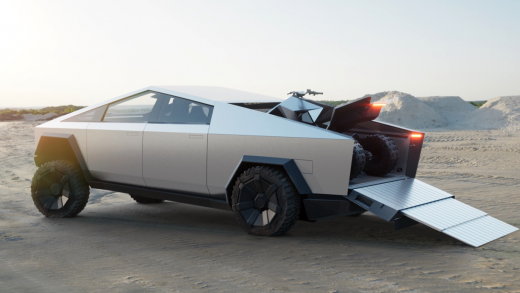 Tesla Cybertruck Sweden electric cars