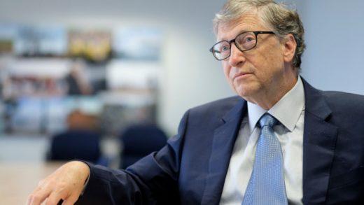 Bill Gates Joe Biden's Covid-19