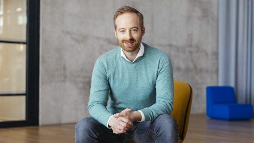 CEO Zalando Rubin Ritter