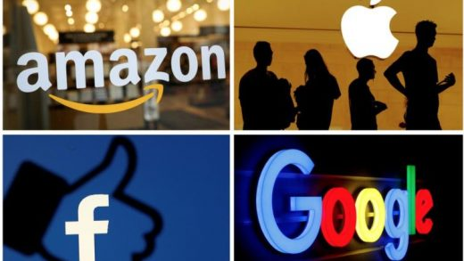 Google Facebook Amazon Apple