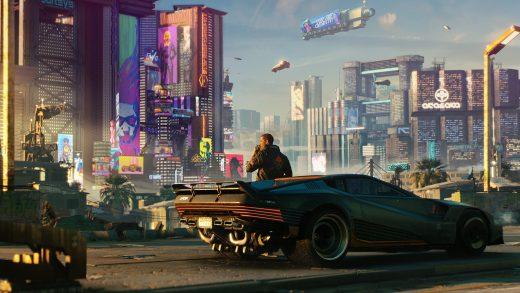 Cyberpunk 2077 Elon Musk